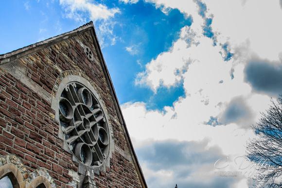 St John's Irlam, Wedding