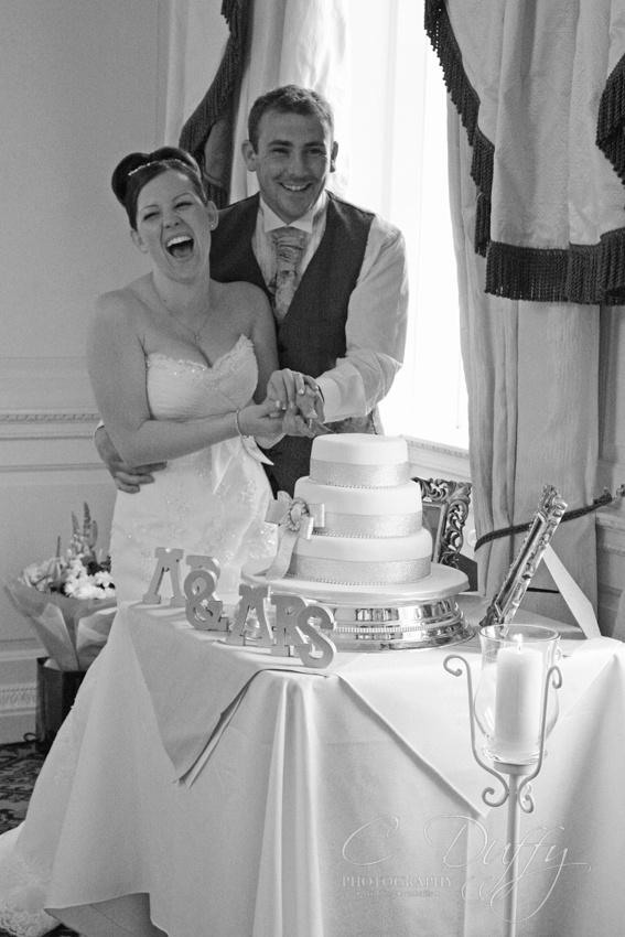 Paul & Gillian Wedding Photographs-824