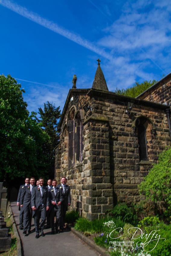 Christ Church Harwood, Bolton Wedding