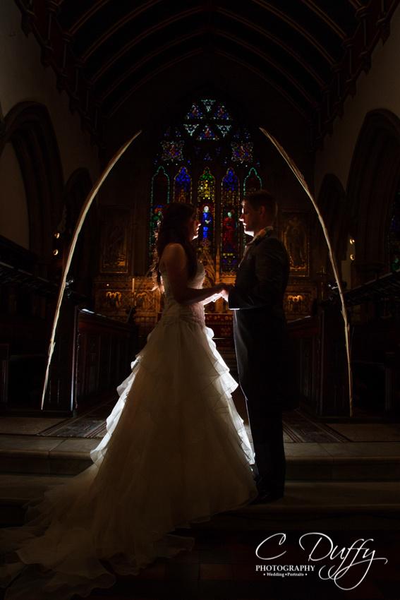 Wedding at St Mark's Worsley, Manchester wedding photography