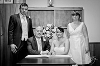 George & Hannah's Wedding, Westhoughton-452