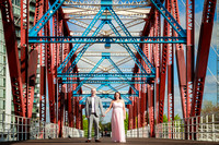 Rob & Gemma - Salford Quays Engagement Shoot