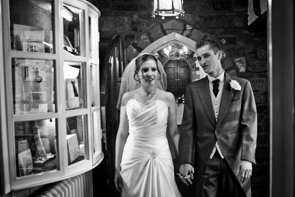 Wedding service image. The Mimosa Suite, Last Drop Village, Bolton