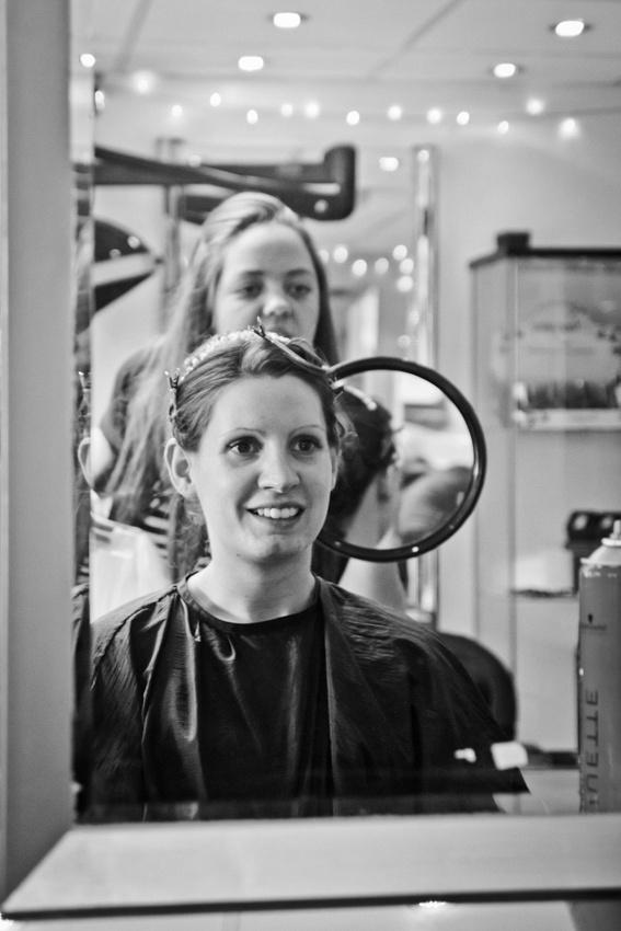 Chorley wedding photographer. Bridal preparation.