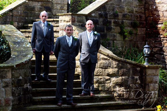 Paul & Gillian Wedding Photographs-203