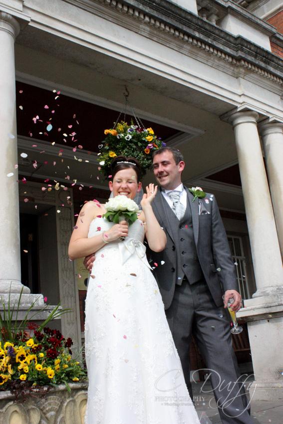 Paul & Gillian Wedding Photographs-419