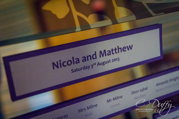 Matthew & Nicola's Wedding-11145