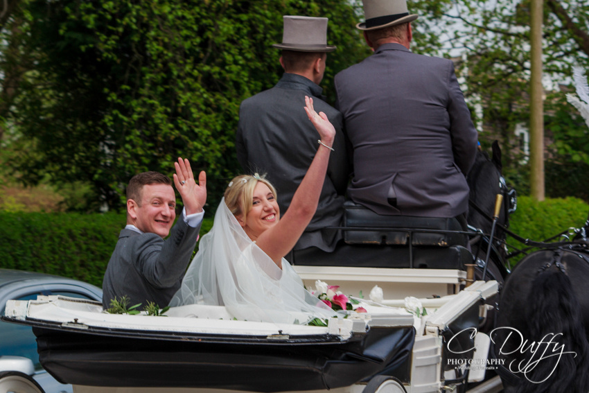 Bolton Wedding Photography. Christ Church Harwood