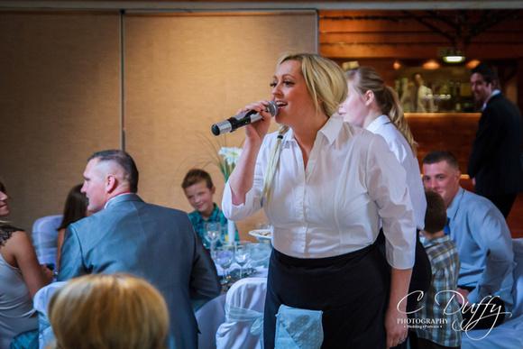 Bolton, Bury, North West Singing waitresses
