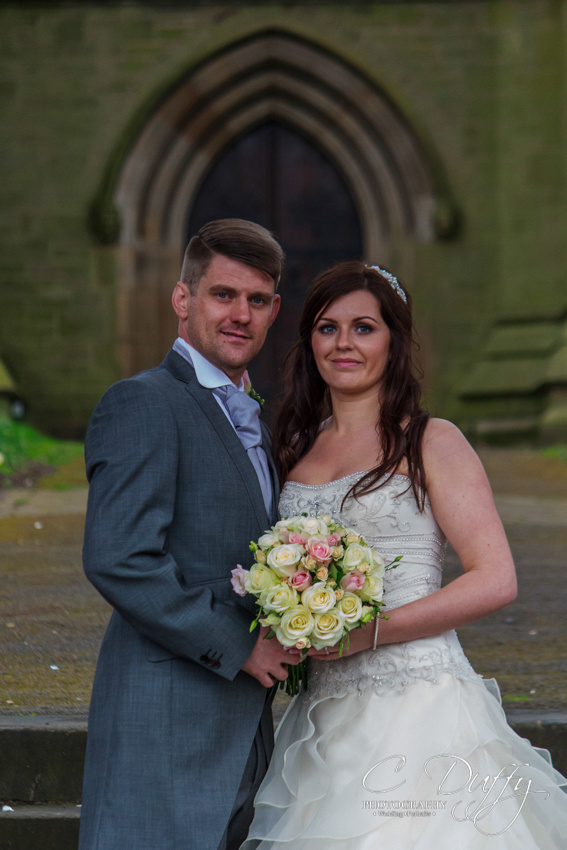 Wedding at St Mark's Worsley, Manchester wedding photography