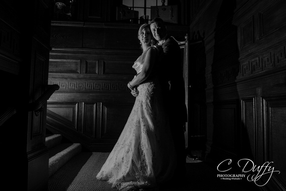 Eaves Hall, John Norcott. Wedding Photography