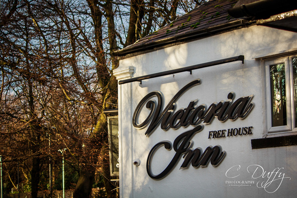 The Victoria Inn, Heaton, Bolton. Fannys Bolton