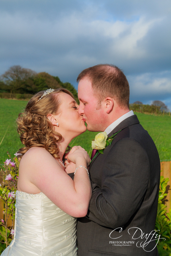 Wedding photographs at the Red Hall Hotel in Bury