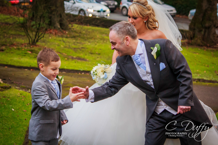 Horwich wedding photographer, Heaton wedding photographer, Bolton wedding photographer
