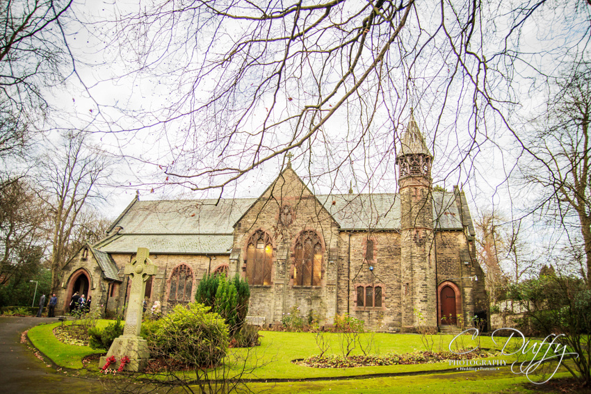 Christ Church in Heaton, Bolton