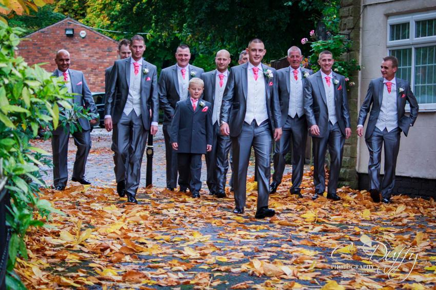 The Bolholt, Bury, Wedding photography