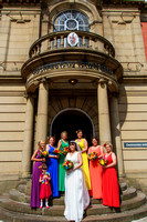 Chadderton Town Hall Wedding Photographer-10003