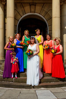 Chadderton Town Hall Wedding Photographer-10004