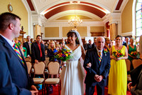 Chadderton Town Hall Wedding Photographer-10009