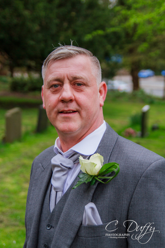 St Mark's, Worsley. Manchester Wedding Photographer