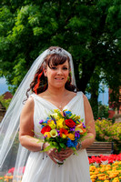 Chadderton Town Hall Wedding Photographer-10002