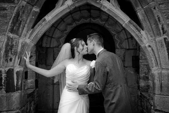 Last drop village grounds wedding photograph