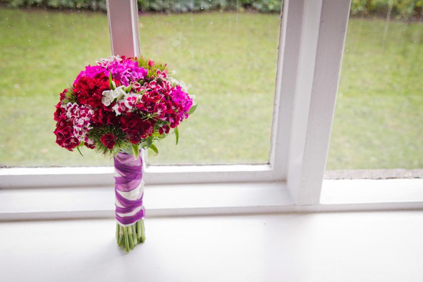 Wedding bouquet flowers, Bolton