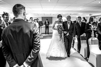 Wrightington Hotel Wedding Photographer-10012